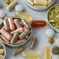 Pills and multivitamins