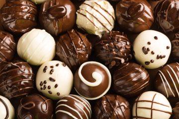 Chocolate, Chocolate Candy, Truffle Balanced Diet