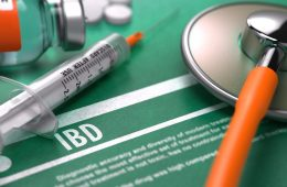 Inflammatory bowel disease diagnosis on chart
