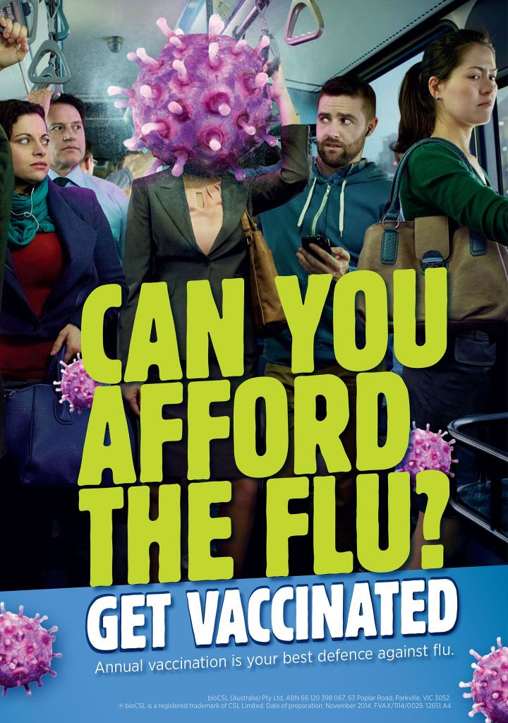 Can you afford the flu?