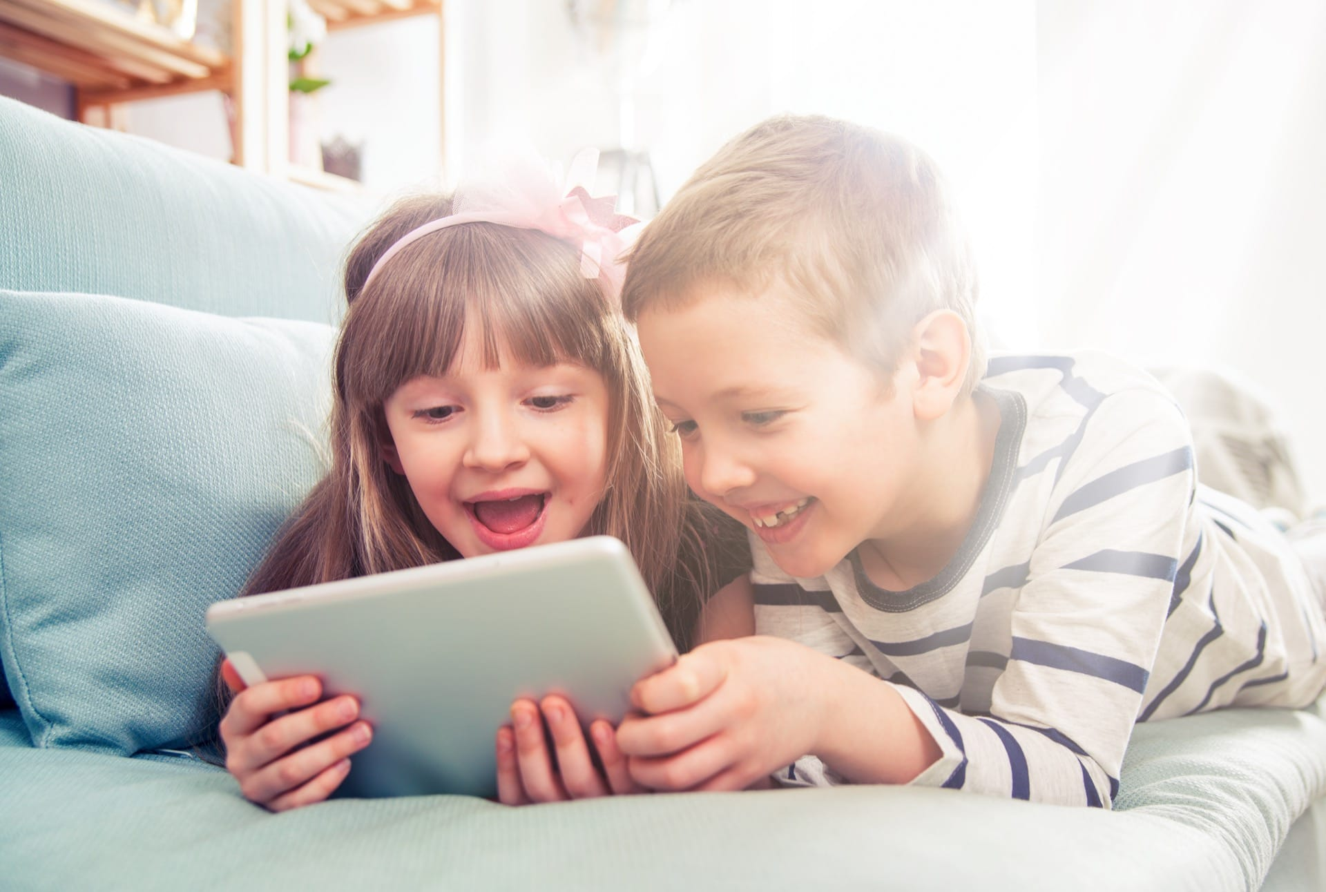 Screen Time for Children - Your Health