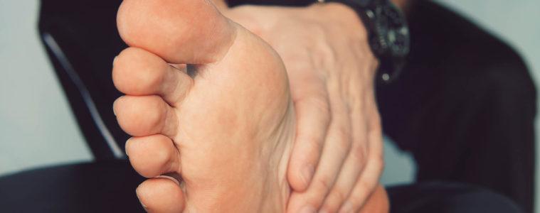 Gout in big toe