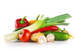 healthy vegetables for gut health