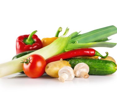 healthy vegetables for gut health
